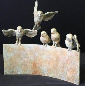All a Flutter by artist and Talos team member Patrick Bull