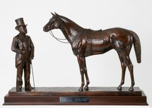 Persimmon and The Prince of Wales - Derby Trophy 2006 - William Newton