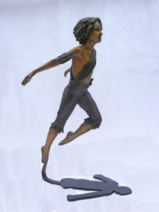 Peter Pan by Vivien Mallock