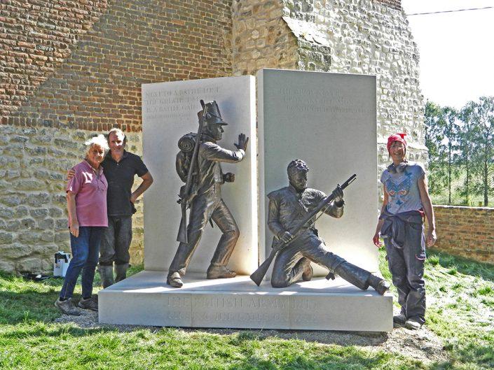 Project Hougoumont by Vivien Mallock