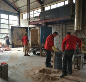 Work in the Foundry