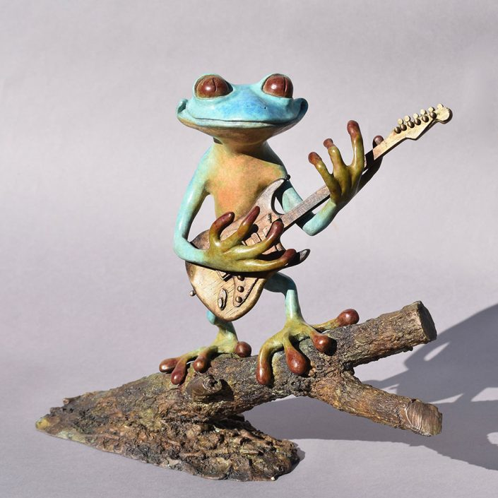 Fender Frog - Bryn Parry