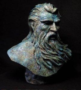 Neptune by Rik Berry