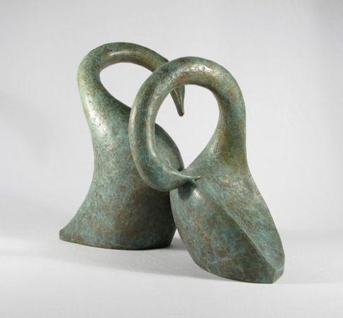 The Pair of Swans - Anita Toscani