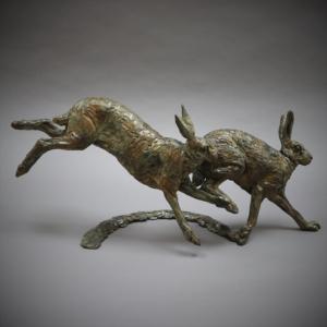 Will Montgomery - Hares